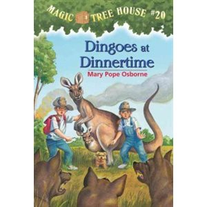 Magic Tree House #20: Dingoes at Dinnertime