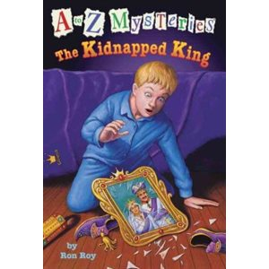 AZ Mysteries The Kidnapped King