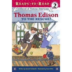 Thomas Edison to the Rescue!