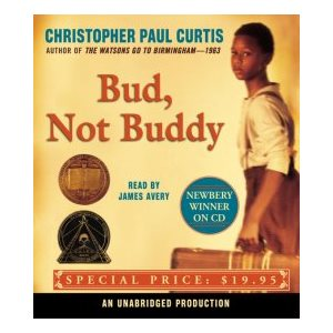 Bud, Not Buddy CD