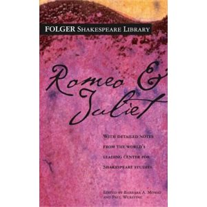 Romeo And Juliet-Folger's Edition