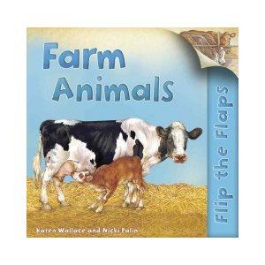 Farm Animals (Flip the Flaps)