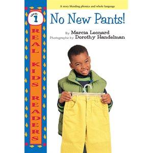 No New Pants