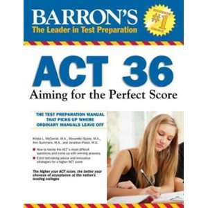 Barron's Act 36 Aiming for the Perfect Score