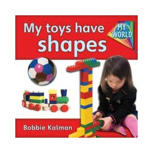 My Toys Have Shapes -