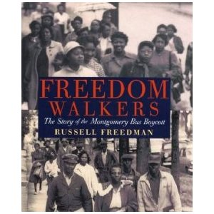 Freedom Walkers (Common Core Exemplar)