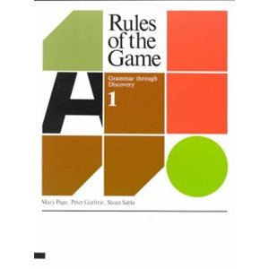 Rules of the Game: Grammar Through Discovery / Book 1 / 2237