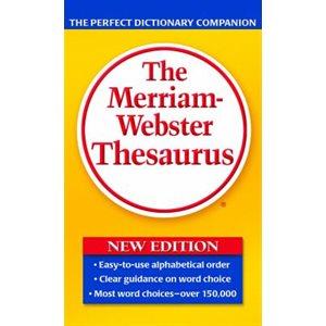 The Merriam-Webster Thesaurus-24 / cs
