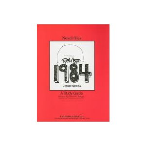 1984-Level 9-12 Novel Tie