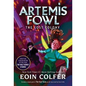 Artemis Fowl Book 5-The Lost Colony