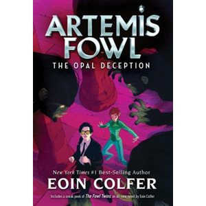 Artemis Fowl the Opal Deception (new Cover)