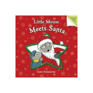 Little Mouse Meets Santa