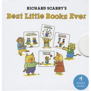 Richard Scarry's Best Little Books Ever