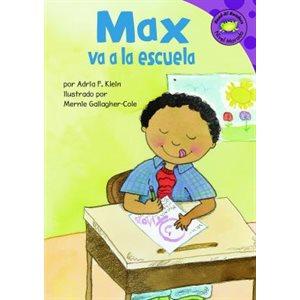 Max va a la escuela (Max Goes To School)