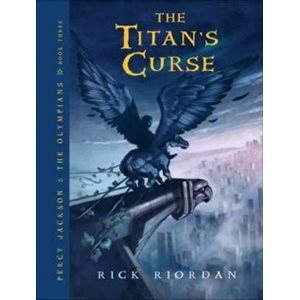 Percy Jackson and the Olympians, Book Three: The Titan's Curse