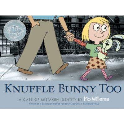Trixie Knuffle Bunny Too