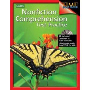 Nonfiction Comprehension Test Practice