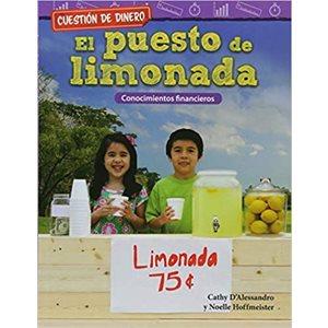 Cuestión de dinero: El puesto de limonada: Conocimientos financieros