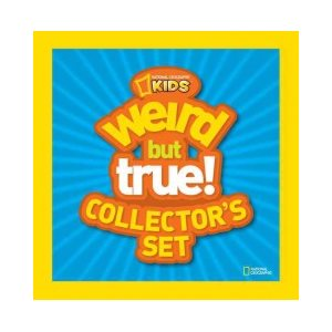 Weird but True Collector's Set (Boxed Set) 900 Outrageous Facts