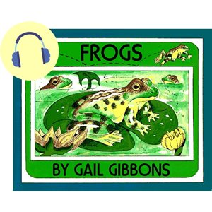 Frogs CD / Book