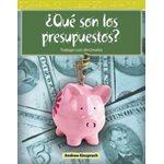 ¿Qué son los presupuestos? (What Are Budgets?)