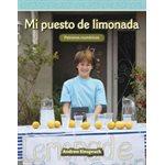 Mi puesto de limonada (My Lemonade Stand)