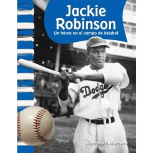 Jackie Robinson (Spanish Edition)