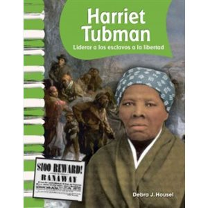 Harriet Tubman (Spanish Edition)