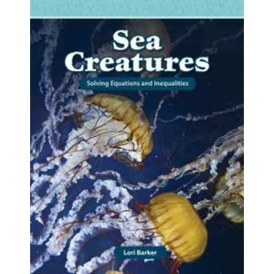 Sea Creatures Solving Equations and Inequalities