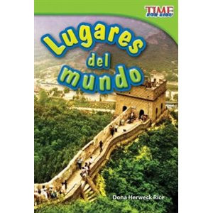 Lugares del mundo (Places Around The World)