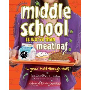 Middle School Is Worse Than Meatloaf A Year Told Through Stuff