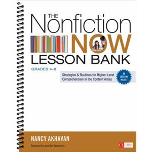The Nonfiction Now Lesson Bank, Grades 4-8