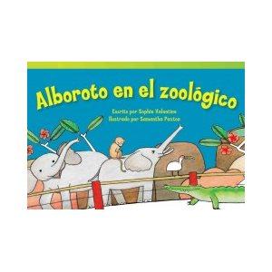 Alboroto en el zoologico (Zoo Hullabaloo)