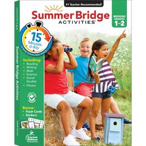 Summer Bridge Activities Teacher Recommended! Bridging Grades 1 to 2