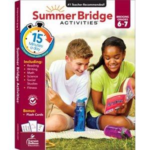 Summer Bridge Activities Bridging Grades 6 to 7