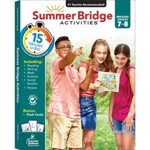 Summer Bridge Activities Bridging Grades 7 to 8