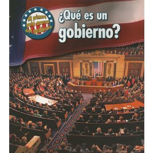 ¿Qué es un gobierno? (What's government?)