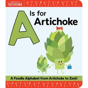 A Is for Artichoke