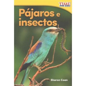 Pájaros e insectos (Birds And Bugs)