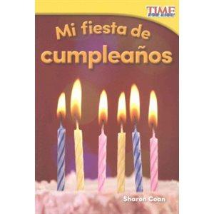 Mi fiesta de cumpleaños (My Birthday Party)