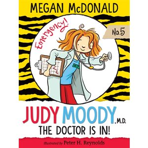 Judy Moody, M. D.
