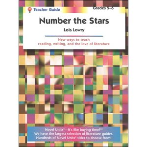 Number the Stars Teacher Guide NU2544