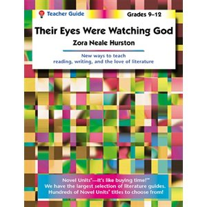 Their Eyes Were Watching God Teacher Guide NU8089