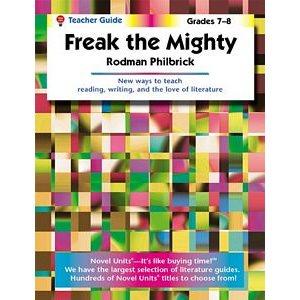 Freak the Mighty Teacher Guide NU900X