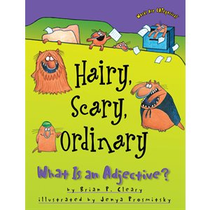 Hairy, Scary, Ordinary What Is an Adjective?