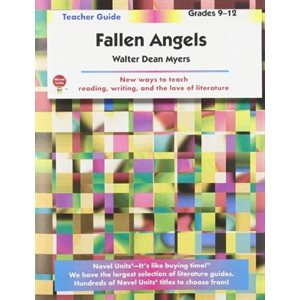 Fallen Angels Teacher Guide NU6369