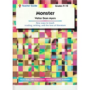 NU6881 Monster Teacher Guide