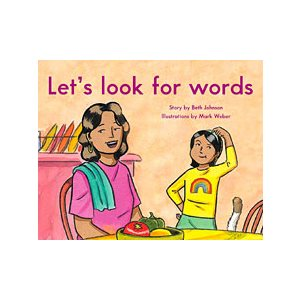 Let's Look for Words (King Series)