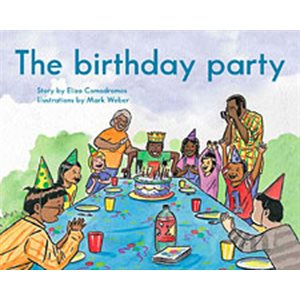 The Birthday Party (King Series)