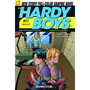 Hardy Boys #17 Word Up